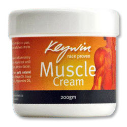 Keywin Muscle Cream Pot