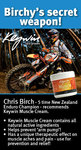 Keywin Muscle Cream- Birchy Ad-T - click for larger image