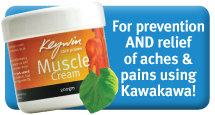 Keywin Muscle Cream